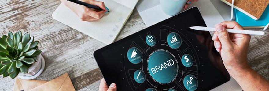 Branding et identités visuelles