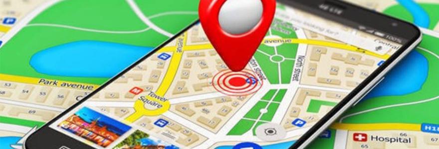 fiche professionnelle sur Google Maps